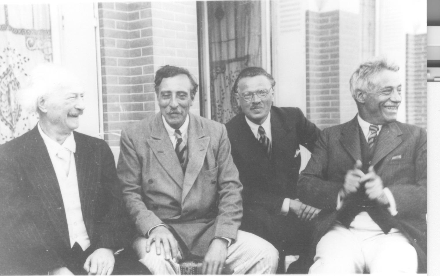 Paderewski, Schelling, Tadlewski, Kreisler