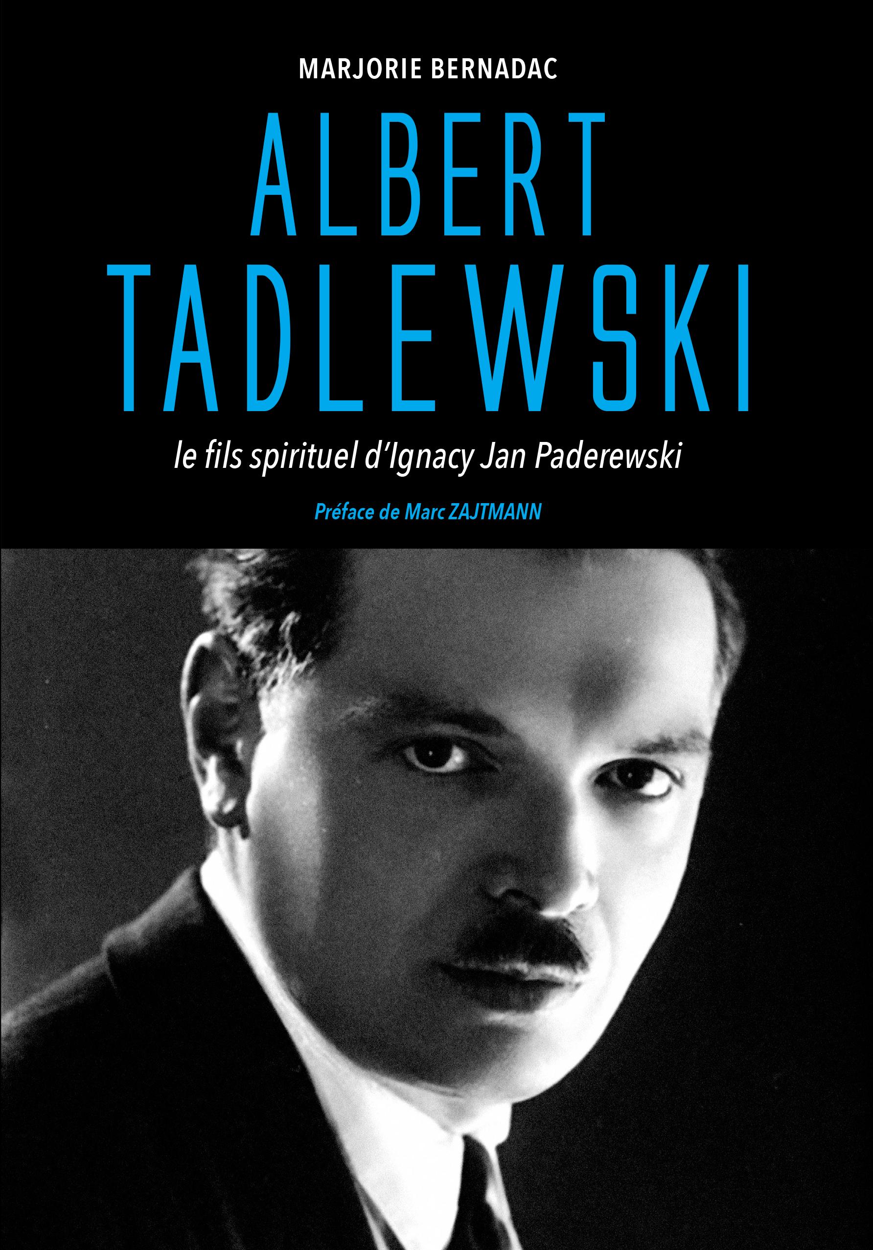 Couverture Albert Tadlewski